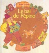Le bal de Pepino - Couverture - Format classique
