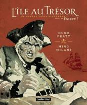 L'île au trésor, de Robert Louis Stevenson ; enlevé ! - Couverture - Format classique