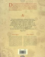 L'île au trésor, de Robert Louis Stevenson ; enlevé ! - 4ème de couverture - Format classique