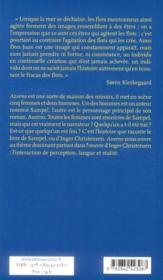 Azorno - 4ème de couverture - Format classique