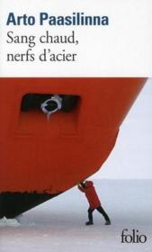 Sang chaud, nerfs d'acier - Couverture - Format classique