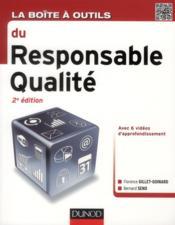 telecharger LA BOITE A OUTILS – du responsable qualite (2e edition) livre PDF/ePUB en ligne gratuit
