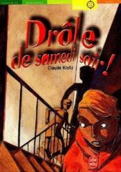 Drole De Samedi Soir ! - Couverture - Format classique