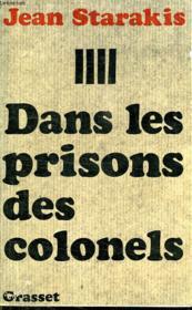 Dans Les Prisons Des Colonels. - Couverture - Format classique