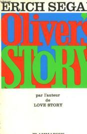 Oliver'S Story. - Couverture - Format classique