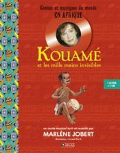 Kouamé et les mille mains invisibles - Couverture - Format classique