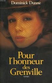 Pour L'Honneur Des Grenville - Couverture - Format classique