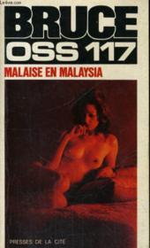 Malaise En Malaysia - Couverture - Format classique