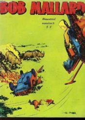 Bob Mallard - Bimestriel N°3 - Couverture - Format classique