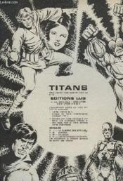 Titans - N°67 - Couverture - Format classique