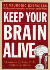 Keep Your Brain Alive - Couverture - Format classique