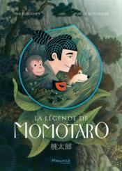 La légende de Momotaro - Couverture - Format classique