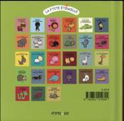 Paf le canard - 4ème de couverture - Format classique