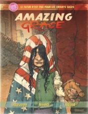 Amazing Grace T.1 - Couverture - Format classique