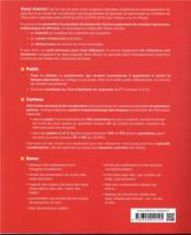 Japonais ; kanji kakitai ! écrire et apprendre les kanji (3e édition) - 4ème de couverture - Format classique