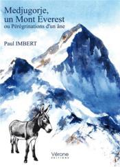 Medjugorje, un mont everest ou peregrinations d'un ane - Couverture - Format classique