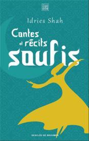 Contes et récits soufis - Couverture - Format classique