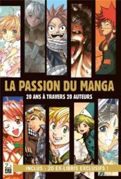 Pika édition ; la passion du manga ; 20 ans à travers 20 auteurs - Couverture - Format classique