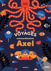 Les voyages extraordinaires d'Axel - Couverture - Format classique