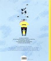 Mon tour du monde imaginaire - 4ème de couverture - Format classique