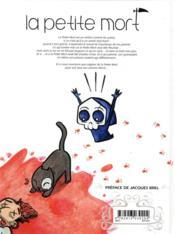 La petite mort T.1,5 ; une impression de déjà lu - 4ème de couverture - Format classique