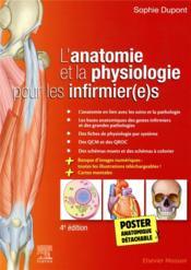 L'anatomie et la physiologie pour les infirmier(e)s (4e édition) - Couverture - Format classique