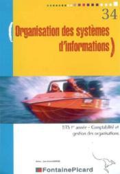 Organisation des systemes d'informations bts1 cgo - Couverture - Format classique