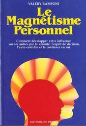Magnetisme Personnel - Intérieur - Format classique