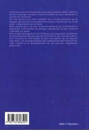 Magnetisme Personnel - 4ème de couverture - Format classique