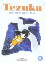 Tezuka, histoires pour tous t.8 - Intérieur - Format classique