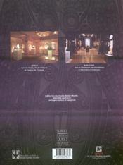 Revue arts et cultures n 6 (francais) - 4ème de couverture - Format classique