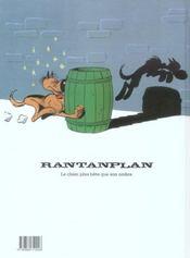 Rantanplan t.1 ; la mascotte - 4ème de couverture - Format classique