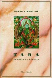 Tara Le Divin Au Feminin - Couverture - Format classique
