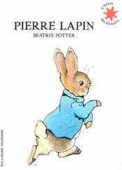 Pierre Lapin - Couverture - Format classique