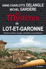 Les mystères de Lot-et-Garonne - Couverture - Format classique