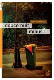 Douce nuit, minus ! - Couverture - Format classique