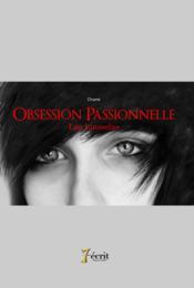 Obsession Passionnelle - Couverture - Format classique