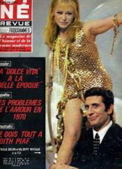 Cine Revue - Tele-Programmes - 50e Annee - N° 1 - La Roe Ecorchee - Couverture - Format classique