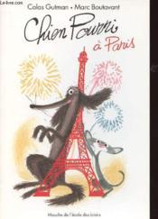 Chien Pourri à Paris - Couverture - Format classique