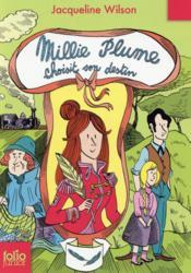 Millie Plume choisit son destin - Couverture - Format classique