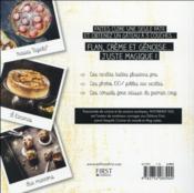 100 % gâteaux magiques - 4ème de couverture - Format classique