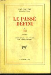 Le passé défini t.2 - Couverture - Format classique