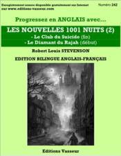 Progressez en anglais grâce à... ; les nouvelles 1001 nuits t.2 - Couverture - Format classique