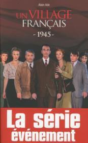 Un village français ; 1945 - Couverture - Format classique