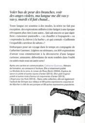 À Trillebardou chez Jean Guillemette ! et 99 expressions cocasses d'antan - 4ème de couverture - Format classique