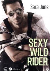 Sexy wild rider - Couverture - Format classique