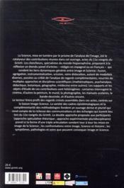 Image et science - 4ème de couverture - Format classique
