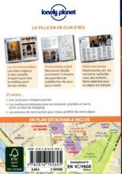 Séville (3e édition) - 4ème de couverture - Format classique