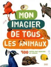 telecharger Mon imagier de tous les animaux livre PDF en ligne gratuit