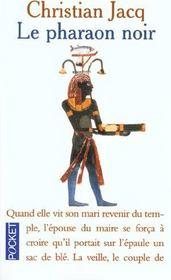 Le Pharaon noir - Intérieur - Format classique